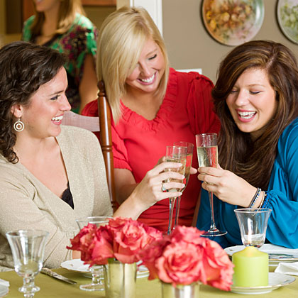 Girls' Night In: Celebrate Being Single