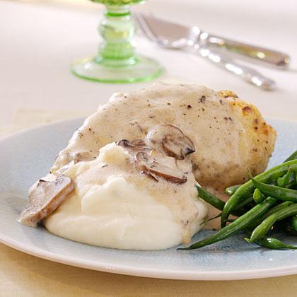Buttermilk Baked ChickenRecipe