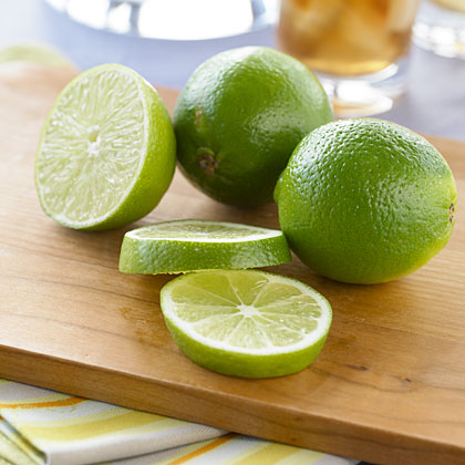 A splash of tart lime juice, or a pinch of finely grated zest, helps brighten any recipe, transforming simple desserts, salads, and sandwiches into real standouts.