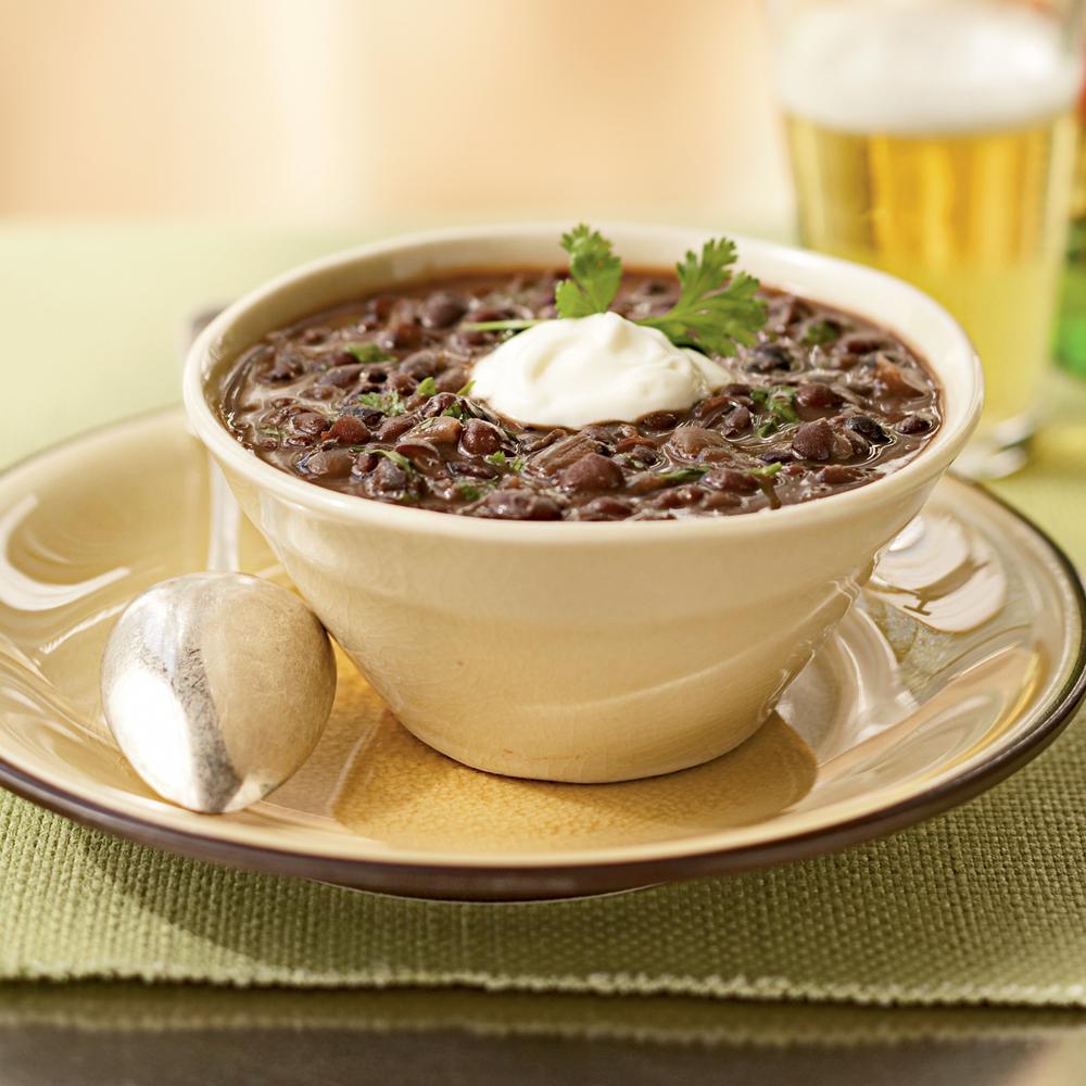 Black Bean Soup Recipe Myrecipes