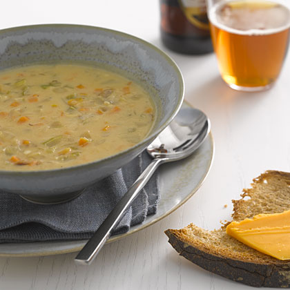 beer-cheese-soup Recipe