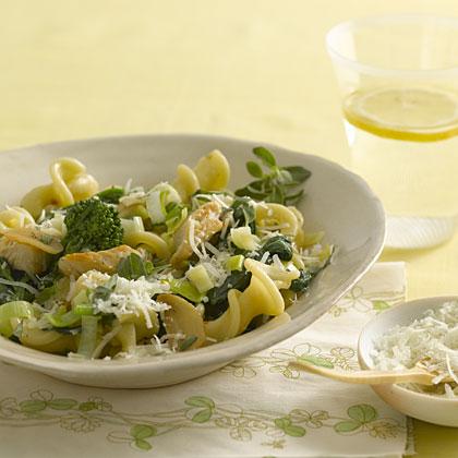 pasta-broccoli-rabeRecipe