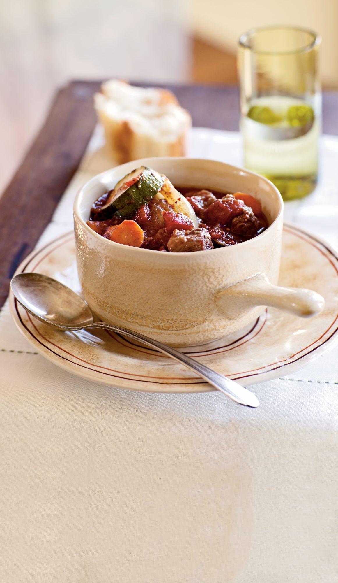 Provençal Beef Stew