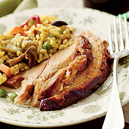 Sangria Roast Pork