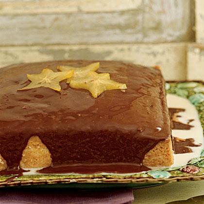 Tres Leches Boston Cream Cake