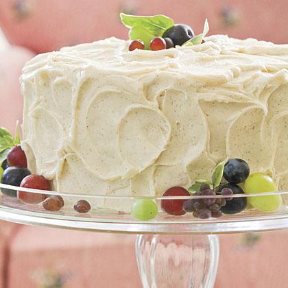 Ultimate Vanilla Buttercream FrostingRecipe