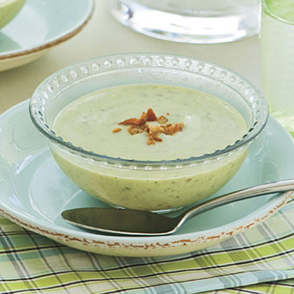 Zucchini-Potato Soup