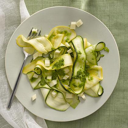 marinated-squash-salad Recipe