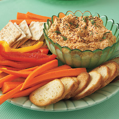 Cheese and Guinness Spread