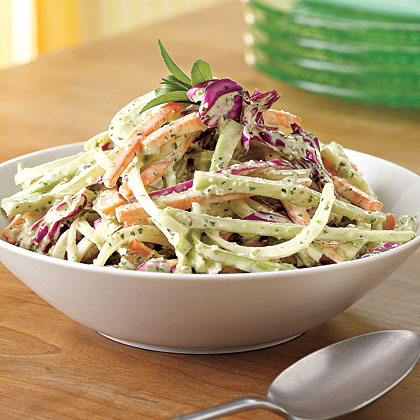 Green Goddess Slaw Recipe