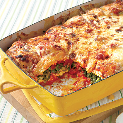 Weeknight Ravioli Lasagna Recipe 0 Myrecipes