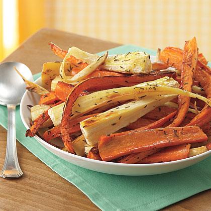 Roasted Carrots and Parsnips Recipe - 0   MyRecipes