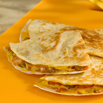 country crock anytime quesadillas