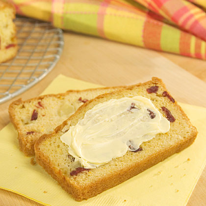country crock apple cranberry country bread recipe
