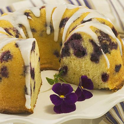 country crock blueberry bundt cake recipe