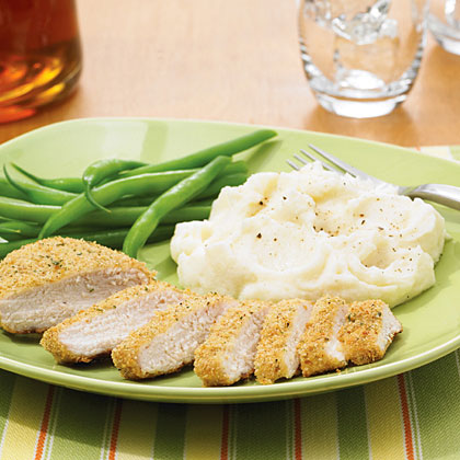 country crock breaded baked chicken recipe