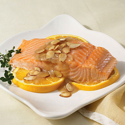 country crock salmon with citrus sauce recipe