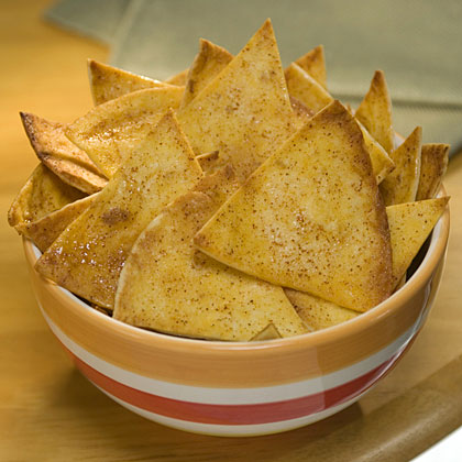 country crock sweet spicy snack chips recipe
