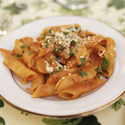 pasta vodka sauce Recipe