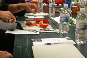 Cooking Class As Near As Your Local Grocery Store