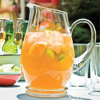 Slightly Sweet Tea Recipe