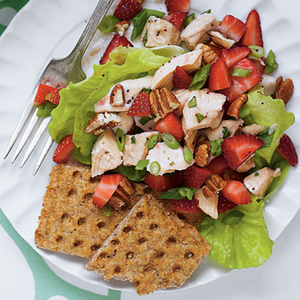 Strawberry Chicken SaladRecipe