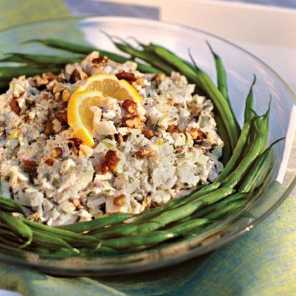 Lemon-Tarragon Chicken Salad Recipe