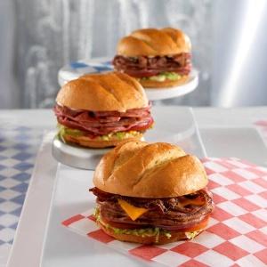 New: Arby's Roastburger