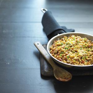 Kraft One Pot Salsa Beef Skillet Recipe