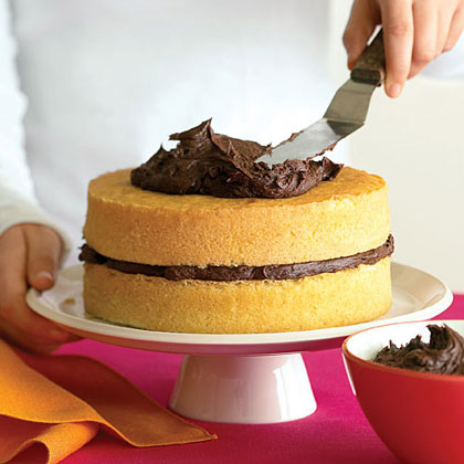 Baking A Cake Using Olive Oil