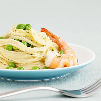 shrimp-peas-pasta