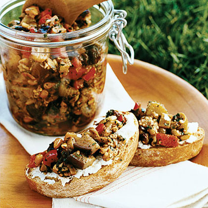 sicilian bruschetta recipe myrecipes