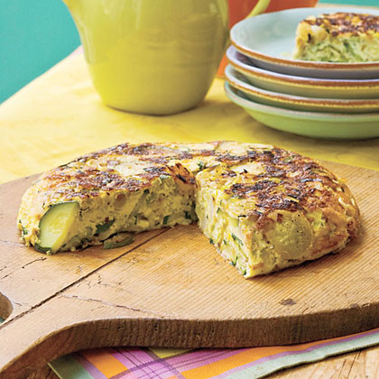 Angela's Vegetable Frittata