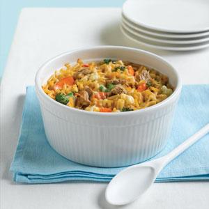 Kraft Cheesy Tuna Casserole Recipe