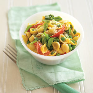 Kraft Double Cheese Pasta Primavera Recipe