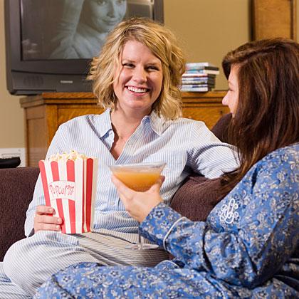 Girls' Night In: Movie Night