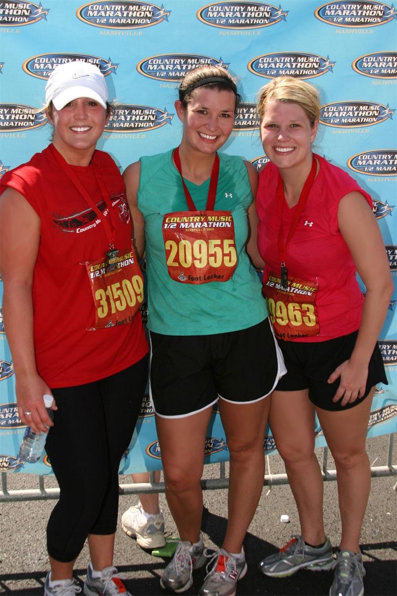 The Half Marathon Run