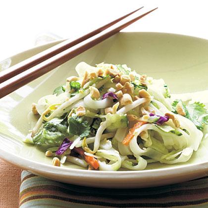 Vietnamese Noodle-Vegetable Toss