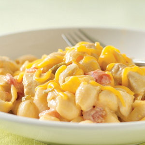Kraft Cheesy Texan Skillet Recipe
