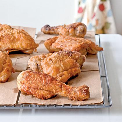 <p>Pan-Fried Chicken</p>