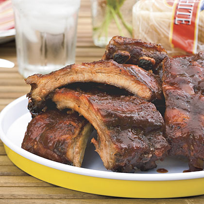Apricot-Pineapple Sweet Ribs Recipe