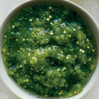 Classic Salsa Verde