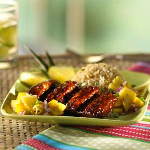 Morningstar Frams Riblets Mango Recipe