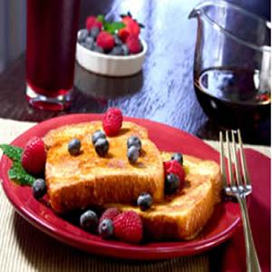 Eggland's Best Berry French Toast RecipeRecipe