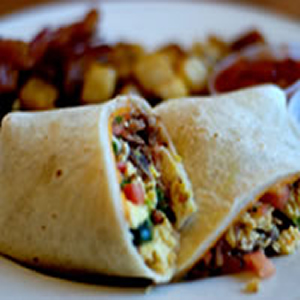 Eggland's Best Brainy Burrito Recipe