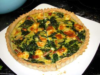 Eat Your Vegetables: Greens Pie