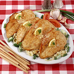 Eggland's Best Chicken Francaise Recipe