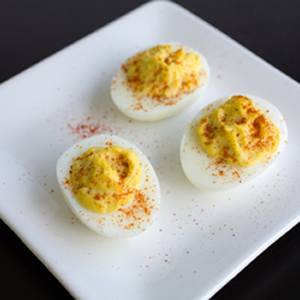 Eggland's Best Classic Deviled Eggs Recipe