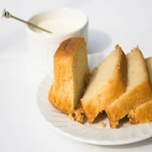 Eggland's Best Lemon Yogurt Pound Cake Recipe