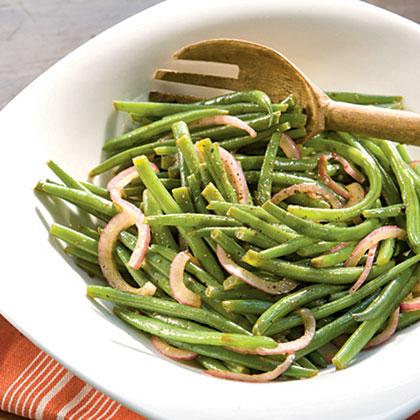 Marinated Green Beans Recipe